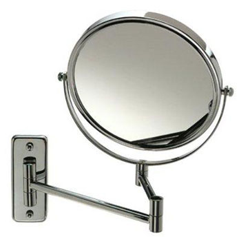 Jerdon JP7506CF Wall Mount Mirror - Chrome
