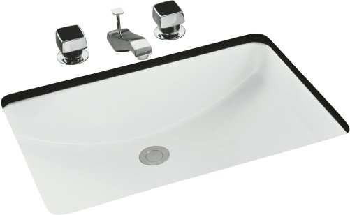 K-2214-0 Kohler Ladena Undermount Lavatory Sink - White