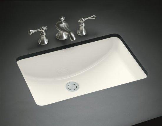 K 2214 96 Kohler Ladena Undermount Lavatory Sink Biscuit