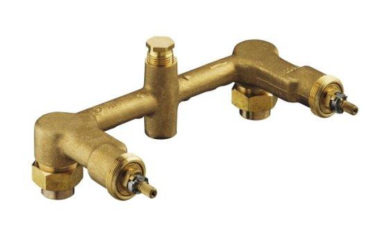 Kohler K 302 K Two Handle Shower Rough In Valve