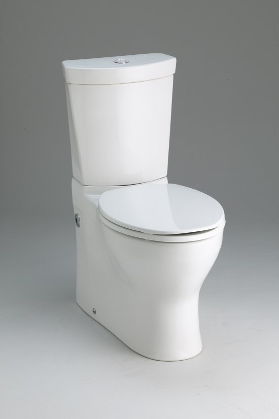 Kohler K-3654-0 Persuade Two Piece Elongated Dual Flush