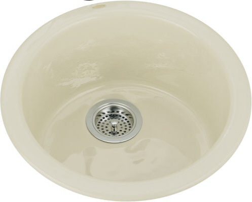 K-6565-96 Kohler Porto Fino Undercounter Entertainment Sink - Biscuit