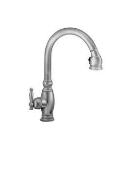 K-690-G Kohler Vinnata Pull-Down Kitchen Faucet - Brushed Chrome