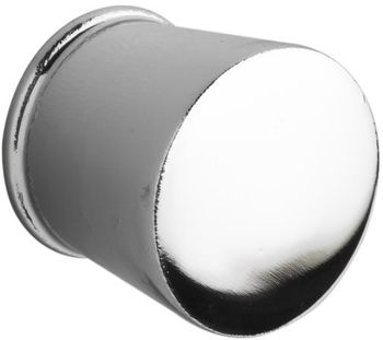 Kohler K-11485-BN Archer Cabinet Knob - Brushed Nickel (Pictured in Chrome)