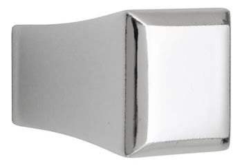 Kohler K-522-BN Memoirs Stately Cabinet Knob - Brushed Nickel (Pictured in Chrome)