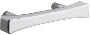 Kohler K-523-CP Memoirs Stately Drawer Pull - Polished Chrome