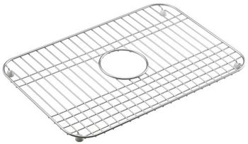 Kohler K-6003-ST Mayfield Bottom Basin Rack - Stainless Steel