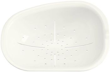 Kohler K-6605-7 Traditional Functional Colander For Use With Woodfield Sinks - Black