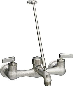 Kohler K-8907-RP Service Sink Faucet - Polished Chrome