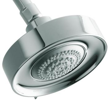 Kohler K-997-CP Purist 1.75 gpm Showerhead - Polished Chrome