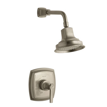 Kohler K-T16234-4-BV One Handle Shower Only Faucet Trim - Brushed Bronze