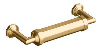 Kohler K-13125-BV Pinstripe Cabinet Pull - Brushed Bronze