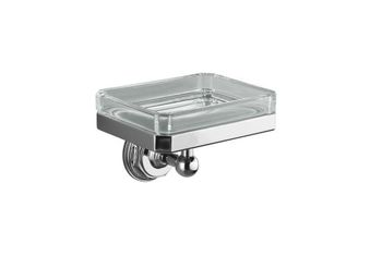 Kohler K-13145-CP Pinstripe Soap Dish - Chrome