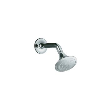 Kohler K-18493-CP Symbol Single-Function Showerhead - Chrome