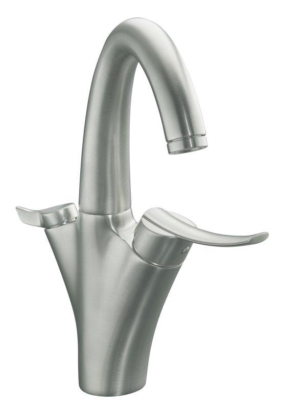 Kohler K 18865 VS Carafe Filtered Water Faucet Vibrant Stainless FaucetDe