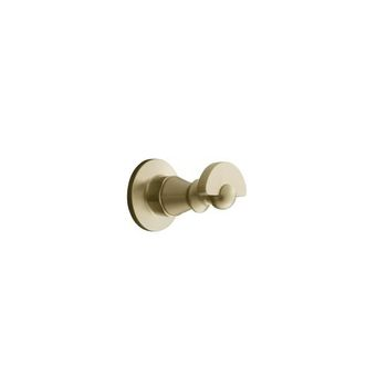 Kohler K-214-BV Antique Robe Hook - Brushed Bronze