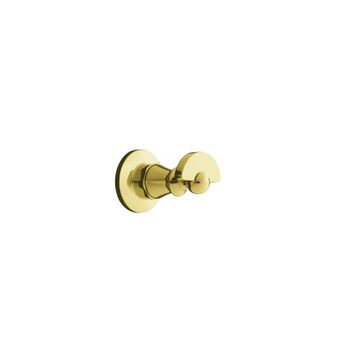 Kohler K-214-PB Antique Robe Hook - Polished Brass