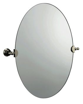 Kohler K-217-BN Antique Mirror - Brushed Nickel