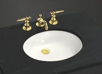 Kohler K 2210 58 Caxton 17 Quot Basin Undermount Lavatory Sink