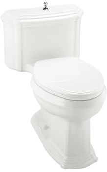Kohler K-3506-7 Portrait Comfort Height Toilet - Black (Pictured in White)