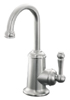 Kohler K-6666-G Wellspring Traditional Beverage Faucet - Brushed Chrome