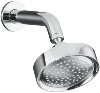 Kohler K-967-CP Stillness Single-Function Showerhead - Chrome