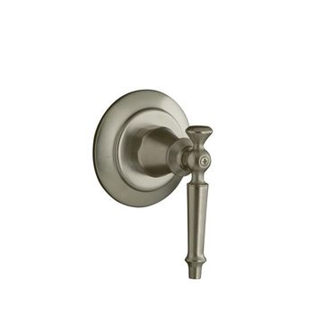 Kohler K-T10111-4-BV Antique Volume Control Valve Trim Only - Brushed Bronze