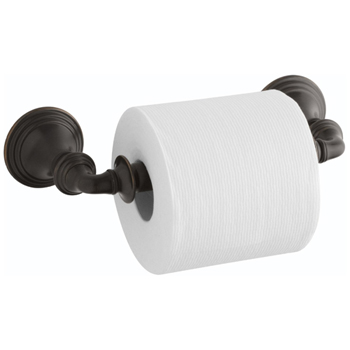 Kohler K-10554-2BZ Devonshire Toilet Paper Holder - Oil Rubbed Bronze