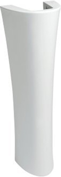 Kohler K-2285-47 Serif Lavatory Pedestal - Almond (Pictured in White)