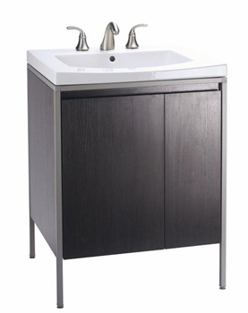 Kohler K-2529 Persuade 24 Inch Bathroom Vanity - Mantle