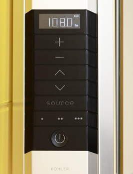 Kohler K-2958 StereoStik Mirrored Cabinet Audio Add-On