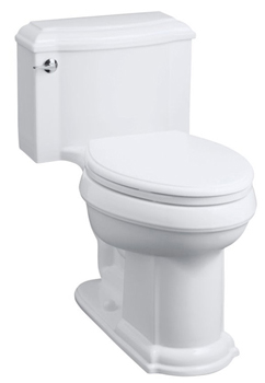 Kohler K-3488 Devonshire One Piece Elongated Toilet with 12