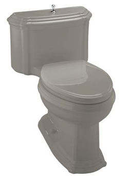 Kohler K-3506 One-Piece Elongated Comfort Height Eco Toilet - Cashmere
