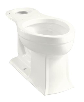 Kohler K-4295-0 Archer Elongated Toilet Bowl - White