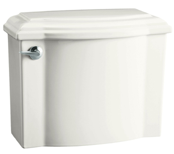 Kohler K-4446-0 Devonshire Class Five High Efficiency Toilet Tank - White