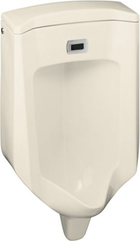 Kohler K-4915-47 Bardon Touchless Urinal - Almond