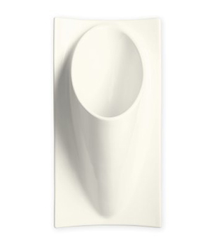 Kohler K-4918-96 Steward Waterless Urinal - Biscuit