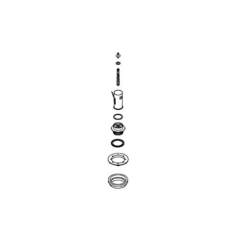 Kohler 1083980 Canister Valve Assembly Kit