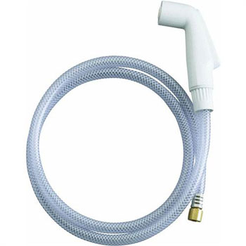 Kohler GP1021724-0 Replacement Vegetable Spray and Hose - White