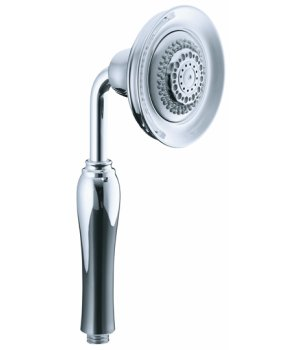Kohler K-10597-BRZ Bancroft Handshower - Oil Rubbed Bronze (Pictured in Chrome)
