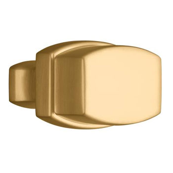 Kohler K-11425-BV Bancroft Drawer Knob - Brushed Bronze