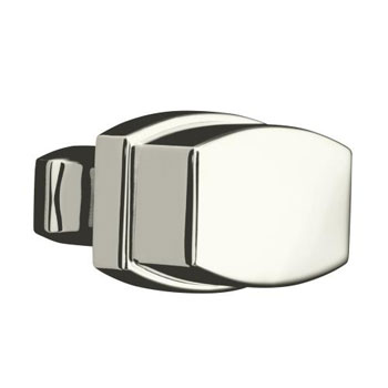 Kohler K-11425-SN Bancroft Drawer Knob - Polished Nickel