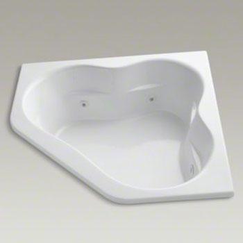Kohler Corner Toilet : Kohler K-1160-HD-0 Tercet 60