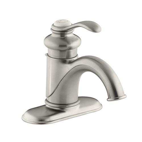 Kohler K 12181 Bn Fairfax Single Handle Lavatory Faucet