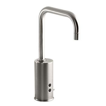 Kohler K 13472 Vs Gooseneck Touchless Deck Mount Faucet