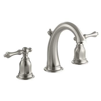Brushed Nickel Bathroom Faucets