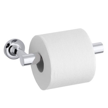 Kohler K-14377-CP Purist Toilet Paper Holder - Chrome