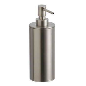 Kohler K-14379-BN Purist Countertop Soap Dispenser - Brushed Nickel