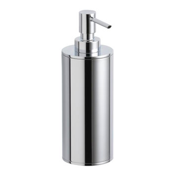 Kohler K-14379-CP Purist Countertop Soap Dispenser - Chrome