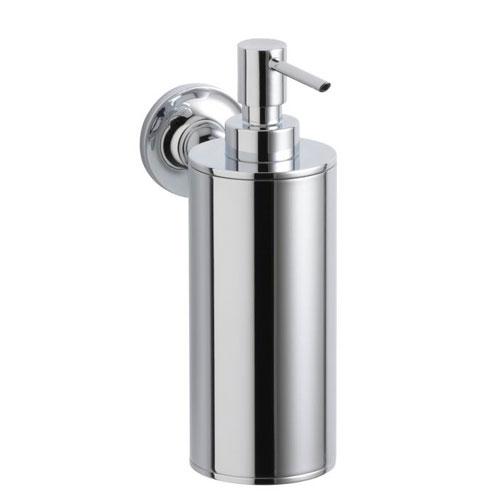 Kohler K 14380 Cp Purist Wall Mounted Soap Dispenser Chrome